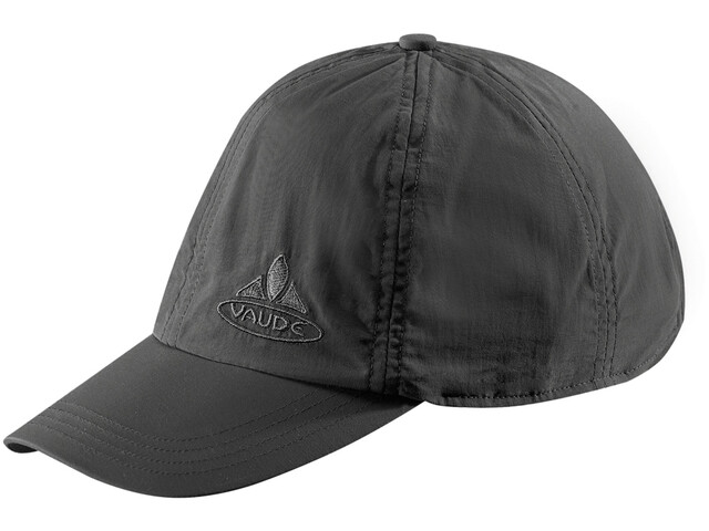 VAUDE Supplex Gorra, black